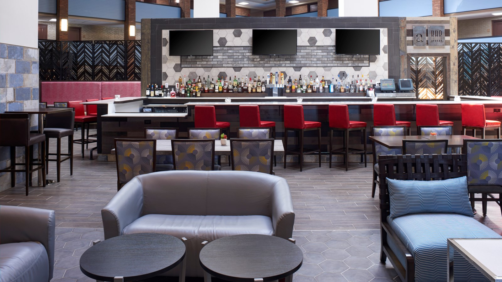 Four Points by Sheraton Detroit Novi - The A-Bar
